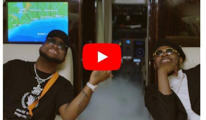 NEW VIDEO ALERT! KIZZ DANIEL FT  DAVIDO - ONE TICKET - Glance Online
